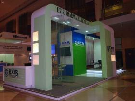Exir Pharma-Arab health (3)